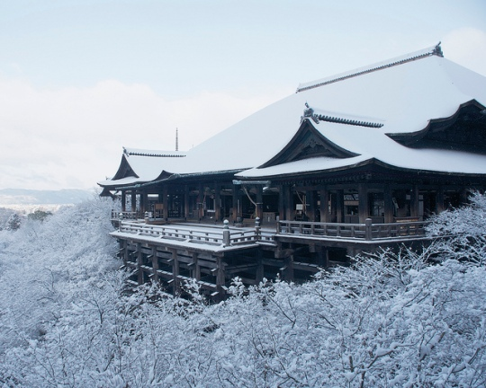 snow-kiyomizudera